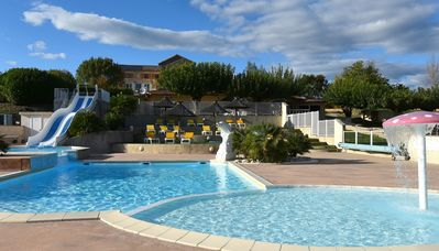 Photo for Village of Gîtes (from 2 to 8 pers.) With heated pool, south Ardèche - Gîte 4/6