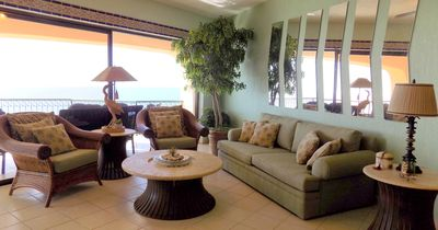 Photo for Spacious condominium right on the beach at the Sonoran Sea East 1001