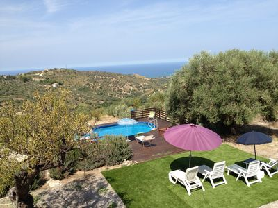 Photo for Villa Of Olives: Country House With Pool Inearby Cefalù.