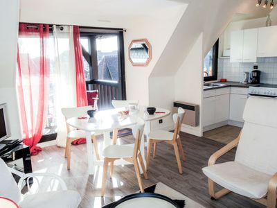 Photo for Apartment Les Jardins du Yacht Club  in Deauville - Trouville, Normandy - 4 persons, 2 bedrooms