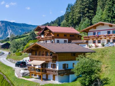 Photo for Luxury, detached chalet close to famous Krimml waterfalls