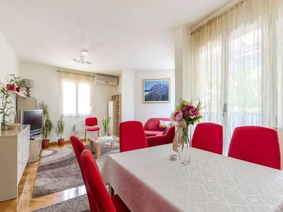 Photo for Three BR ✦ Fully equipped large apartment✦ City center and beach proximity ✦