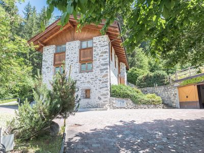 """Photo for Holiday apartment """"Maso Noce"""" (CIPAT number: 022114-AT-061766) with mountain view and close to the ski lifts; Pets allowed at extra charge"""