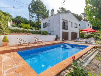 Photo for Welcoming Villa in Olivella with Swimming Pool