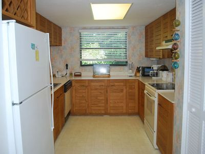 Photo for Sea Pines F, 2 Bedroom Townhouse Overlooking the Sanibel River