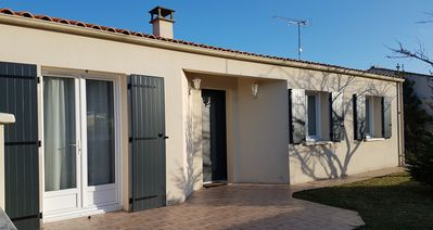 Photo for HOUSE CLOSE TO ROYAN AND SEASIDE, GROUND FLOOR, QUIET AND COMFORTABLE