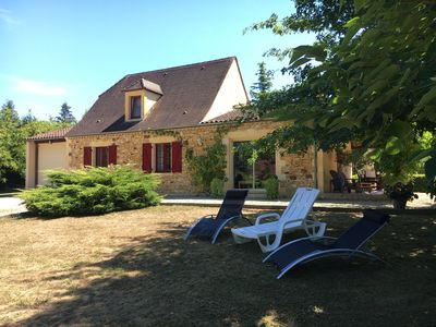 Photo for 3BR House Vacation Rental in Carsac-Aillac, Nouvelle-Aquitaine