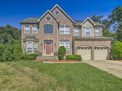 Photo for NEW! Family Home w/ Pool Access+Grill, 15 Mi to DC