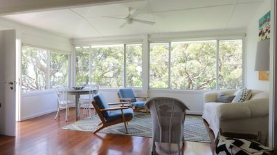 Photo for Palm Beach Cabbage Tree Cottage