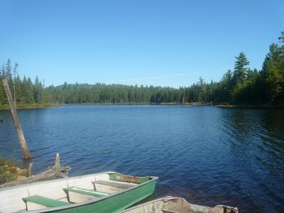 Photo for Northern Ontario Rustic & Remote Outpost Camp / Cabin.  Get Away From It All !!