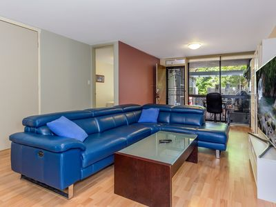 Photo for 2BR Apartment Vacation Rental in East Perth, Washington