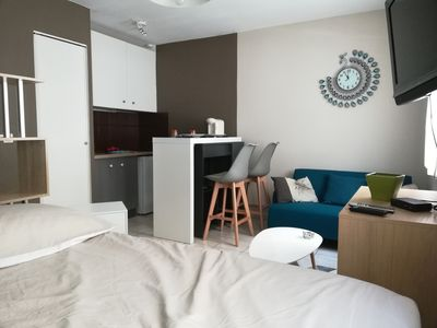 Photo for Studio close to amenities, activities and beach