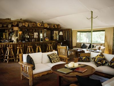 Governors' Camp - In Maasai Mara