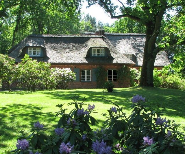 Rural vacation house in an idyllic and homeaway egestorf - Vacation houses in the countryside ...