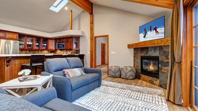 Photo for 3 Bedroom Ski Home.  New remodel. Main Street out your door!