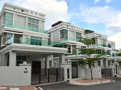 Photo for Penang Luxury Villa with Private Lift BBQ George Town