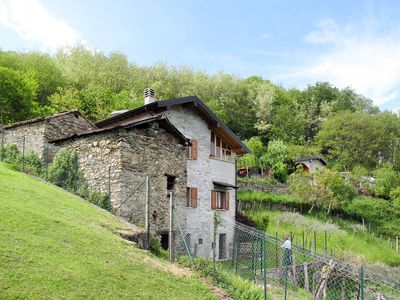 Photo for Vacation home Cascina Ulivi  in Cremia (CO), Lake Como - 5 persons, 1 bedroom