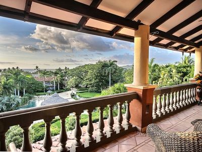 Photo for Tamarindo Diria Ocean Views! Charming 2 Bdrm Renovated Condo with Large Terrace