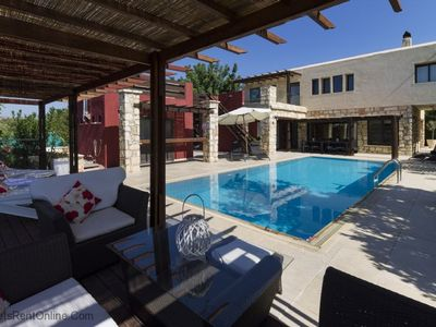 Photo for 4BR Villa Vacation Rental in Tala, Paphos