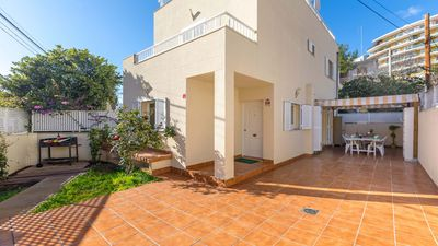 Photo for Ses Nines - Beautiful semi-detached house in Cala Major