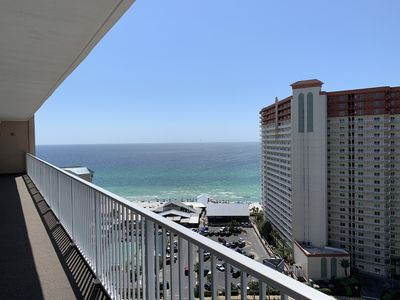 Photo for Take Time to Condo 3 Bedroom/2 bath sleeps 8  Newly Listed 16th floor PCB