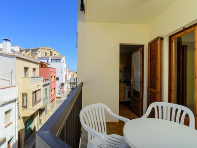 Photo for Costabravaforrent Masferrer 2 apartment for 4, 300m from the beach