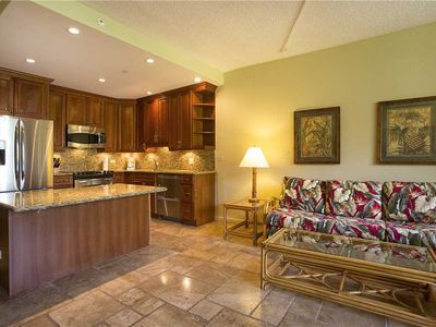 Photo for Aston Ka'anapali Shores one-bedroom garden view condo AKS 1BG-3