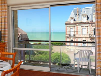 Photo for Apartment Prince Albert in Cabourg - 4 persons, 1 bedrooms
