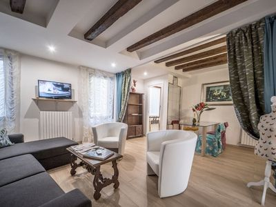 Photo for Ca' Alba - sleeps 3 guests