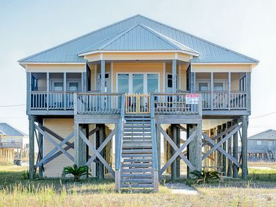 "Photo for ""Sun Chase"" on Mobile Bay 