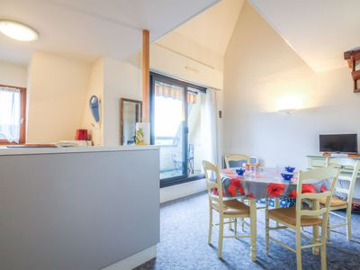 Photo for Apartment Le Plazza in Deauville-Trouville - 3 persons, 1 bedrooms