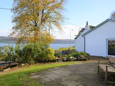 Photo for Newly renovated Gate cottage on the shore front, sleeping 6 persons.