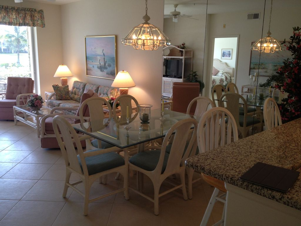 New Tile Floors Repainted Florida Decorated