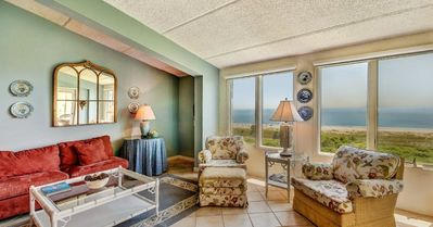 Photo for Stunning Views From This Oceanfront Condo on Amelia Island Plantation!