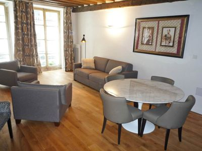 Photo for 101430 - Modern apartment for 4 people, next to the Louvre