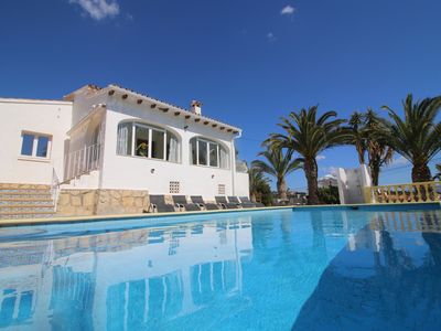 Photo for 3BR Villa Vacation Rental in Benissa, Alicante