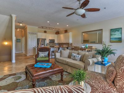 "Photo for ""Sea Dreamer on 30A"" 4 Bedroom, Sleeps 10! Gulf Place, Beach Access!"