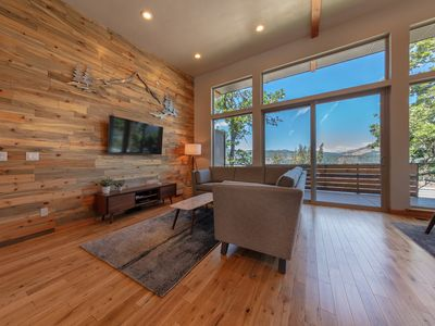 Photo for Your Hood River Oasis Awaits! Modern & Luxurious. Check out the Billiards Room!