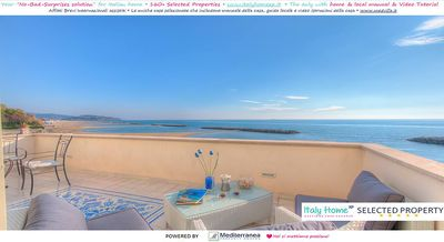 Photo for ❤Holiday villa on the beach❤1hour train to Rome&Naples★wifi★sleeps 6★Garden★BBQ★