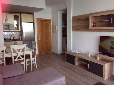 Photo for APARTMENT FOR 4 PEOPLE IN CARIHUELA 2 MIN FROM THE BEACH