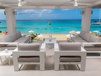 Photo for New Beachfront Luxury Condo - The One at The St. James