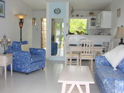 Photo for BARBADOS APARTMENT FOR RENT   INCLUDES 25% DISCOUNT OFF GOLF PACKAGES AT ROCKLEY