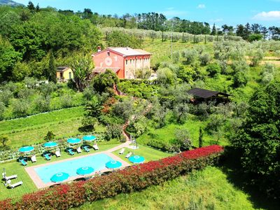 Photo for Excellent 10 bedroom Villa in Capannori (Q2055)