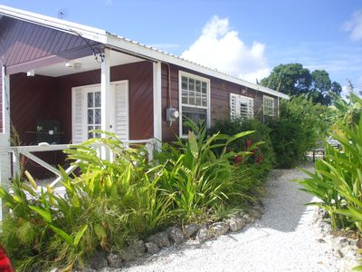 Photo for Beautiful Cottage Close To Caribbean Dream Beach In Authentic Village