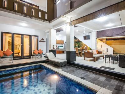 Photo for SMV . 6-BR · ❤️6BR Pool Prime Area Walk to Beach N Shops Legian