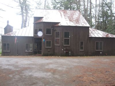Cozy Vermont Contemporary Home With Country Club Amenities Z4009