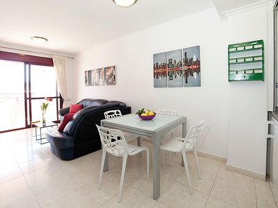 Photo for Apartment Zafiro 02 in Calpe/Calp - 2 persons, 1 bedrooms