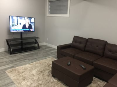 Photo for Beautifully Furnished 2 bedroom Basement Suite
