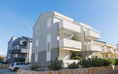 Photo for Modern duplex apartment 100 m from the sea