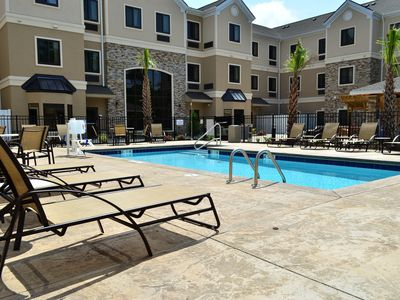 Photo for Free Breakfast. Outdoor Pool. Shared BBQ. Near Marine Corps Air Station New River.